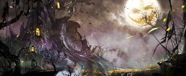 Guild Wars 2 Kicks Halloween Off with the Shadow of the Mad King Update