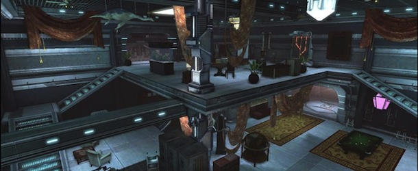 DC Universe Online Home Turf DLC Adds Player Housing