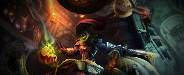 Hallow's End Has Begun in World of Warcraft