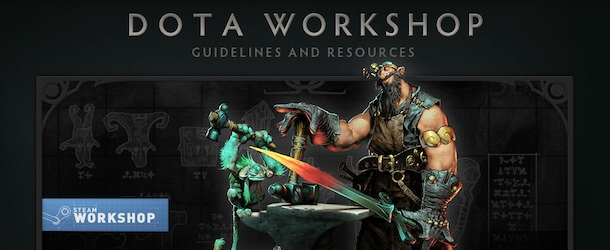 Dota Workshop Opens