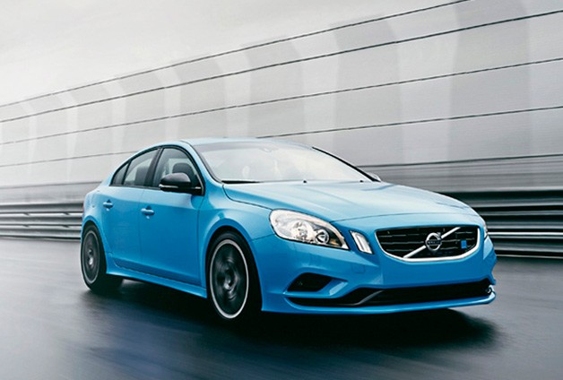 Report: Polestar Volvo S60 Concept already sold for $300k