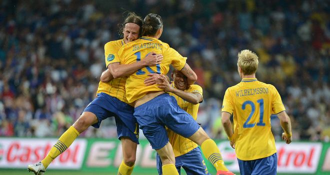 Ibra hails Swedish belief