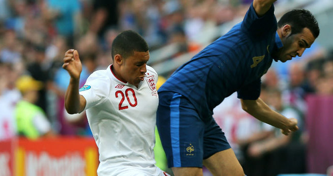 Ox earned England start