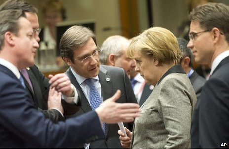 Deeper eurozone union 'agreed'