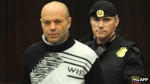 Man jailed in Politkovskaya case