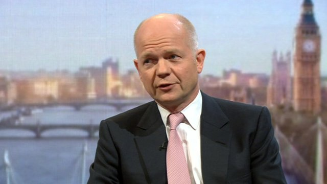 'Strong case' for EU vote - Hague