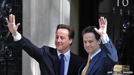 Coalition 'steadfast and united'
