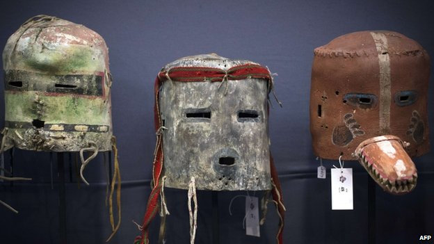 Hopi masks to return to their tribe