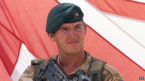Marine 'devastated' at life sentence