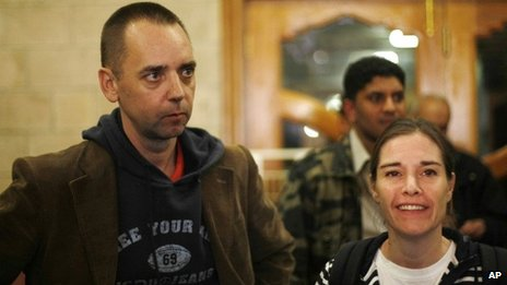 Dutch hostages released in Yemen