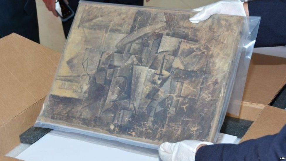US returns stolen Picasso to France