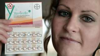 Bayer sued in Germany over pill risks