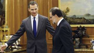 Rajoy turns down Spain government offer