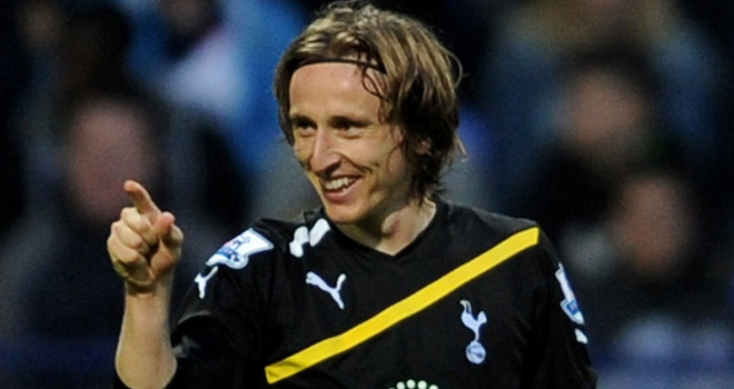 Modric deal agreed