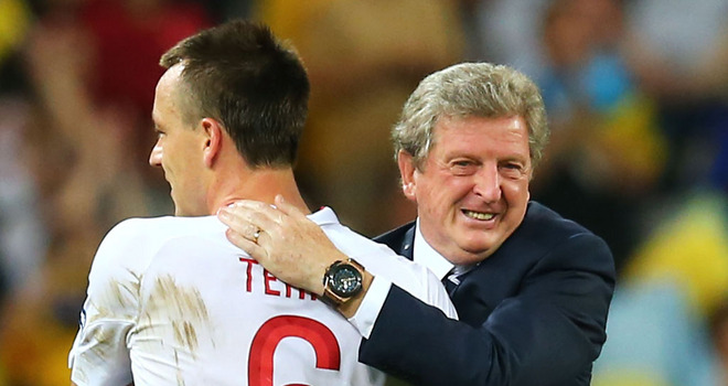 Terry injury worry for England