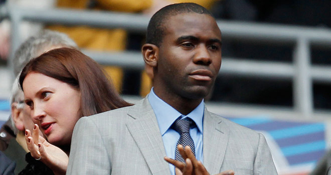 Muamba a frustrated observer