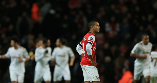 Wenger: Theo owes Arsenal