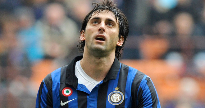 Inter lose Milito for season
