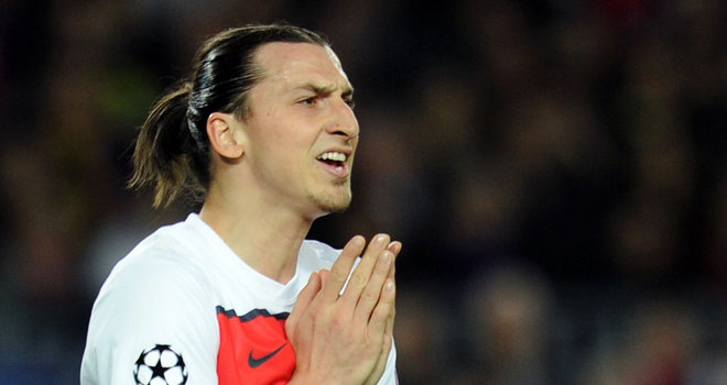 Milan rule out Zlatan return