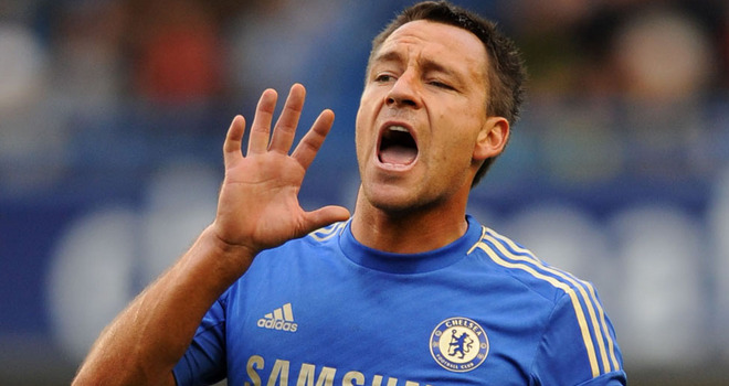 Terry: Future is not an issue