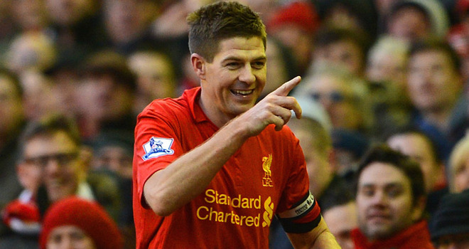 Gerrard plays down rivalry
