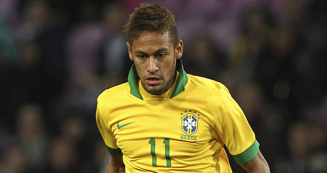 Report: Neymar set for Barca