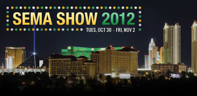 SEMA: We obsessively covered the 2012 SEMA Show