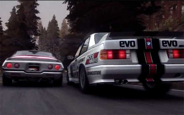 Video: Grid 2 releases first full-length gameplay preview