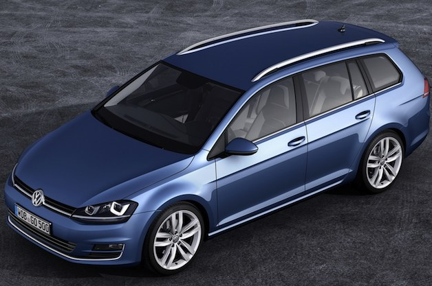 Volkswagen Golf Wagon